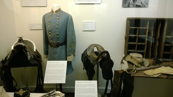 The White House and Museum of the Confederacy: More authentic items