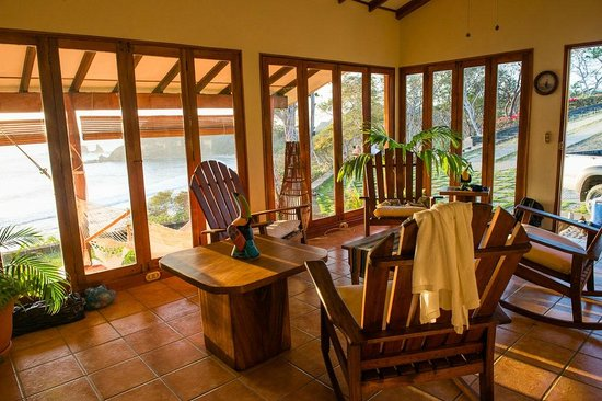 Villas Playa Maderas: lovely furniture