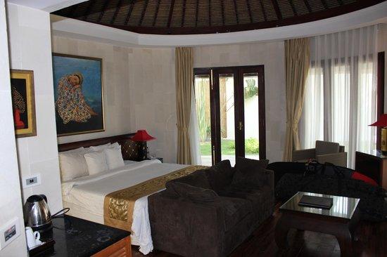 Sunsea Resort : Cottage room