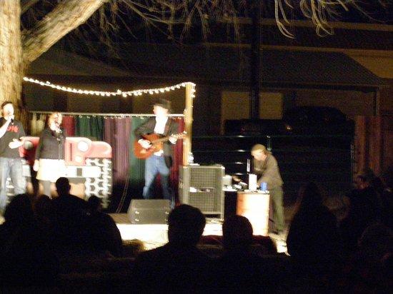 Moab Backyard Theater