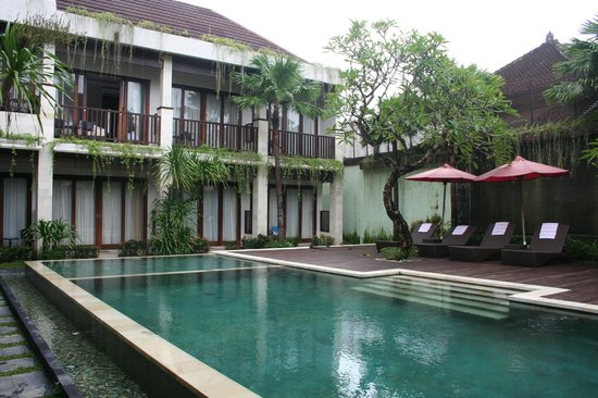 The Griya Sanur: Pool pic 2