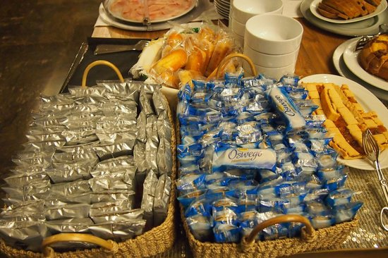 Hotel Al Cason : Breakfast