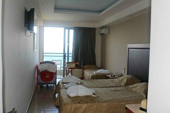 Mistral Mare Hotel : номер