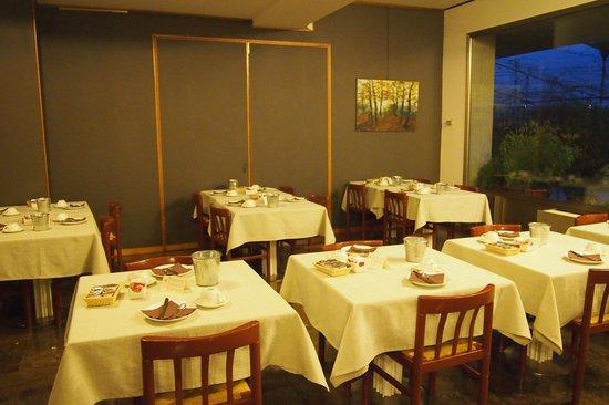 Hotel Al Cason : Dining room