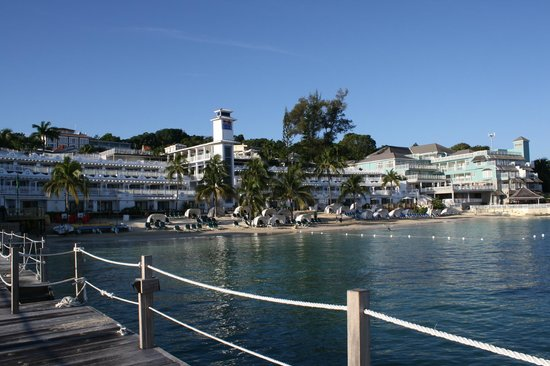 Beaches Ocho Rios Resort & Golf Club: From the Pier