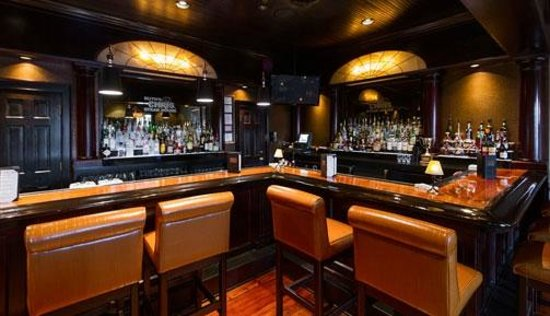 Ruth S Chris Steak House The Bar Is Just Amazing Warm And Inviting