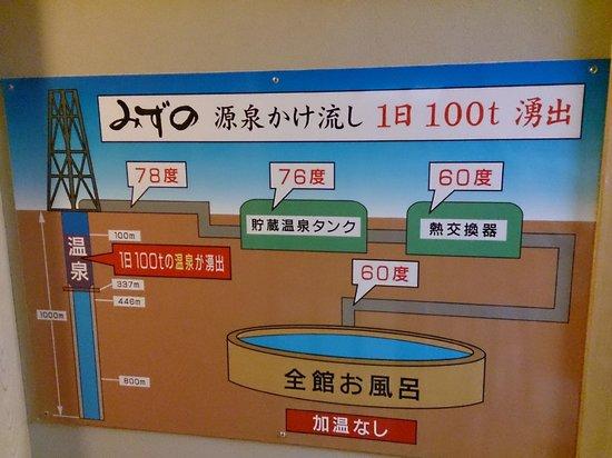 Chikurinan Mizuno : Info of the spring