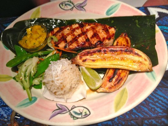 Swordfish - Picture of Mama's Fish House, Paia - TripAdvisor