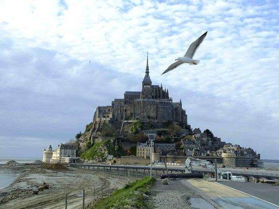 Best Western Hotel Montgomery: Mont Saint Michel