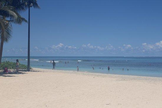 InterContinental Fiji Golf Resort & Spa : beach