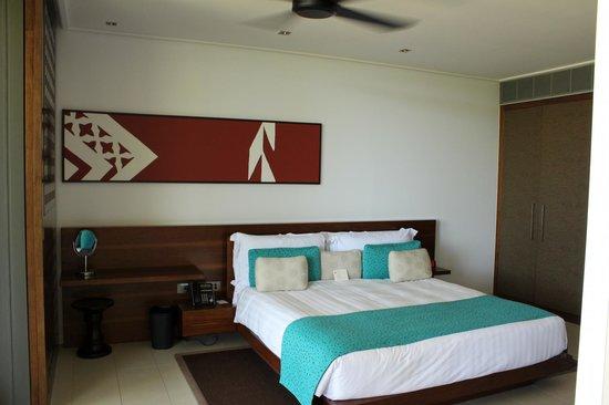 InterContinental Fiji Golf Resort & Spa : bedroom