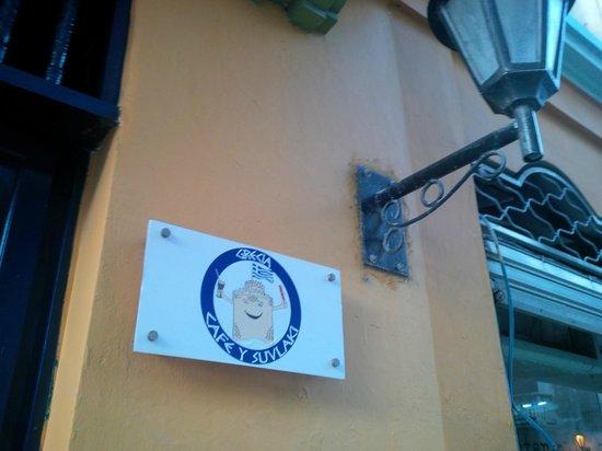 Grecia, Cafe y Suvlaki: Griega cocina