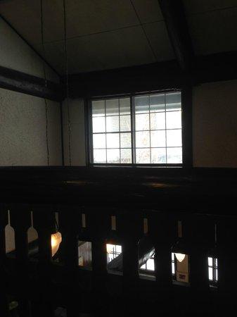 Pension Karunaju: sitting room upstairs