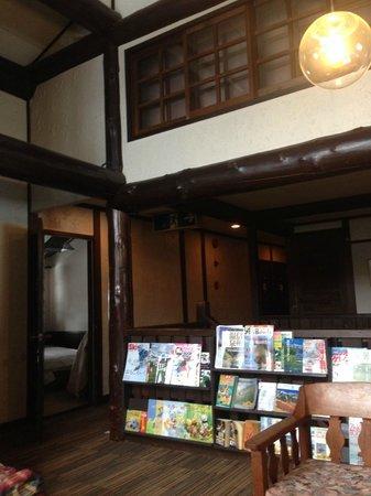 Pension Karunaju: sitting room