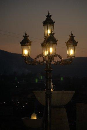 Della Adventure Resorts: The Antique Lights..