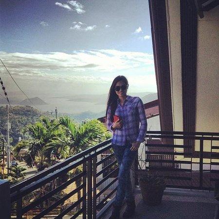 Tagaytay Lake View Villa: Overlooking Taal