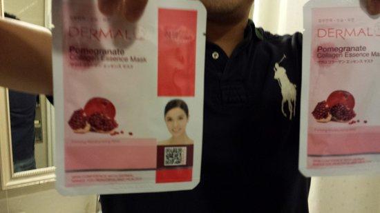 Hotel PJ Myeongdong: free facemask!