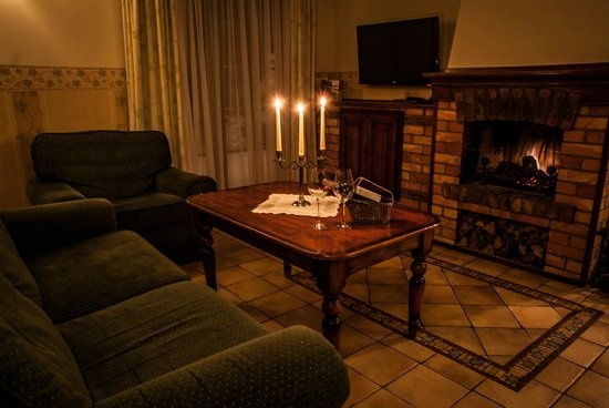 Hotel Amax: Apartament willowy