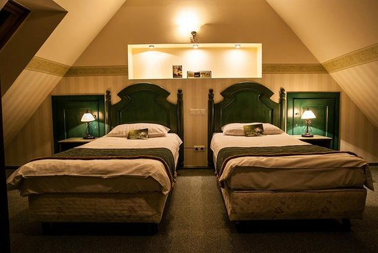 Hotel Amax : Pokój dwuosobowy