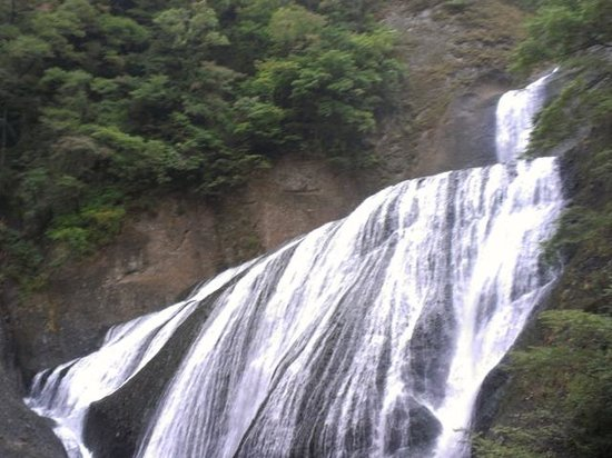 Fukuroda Falls: 袋田の滝