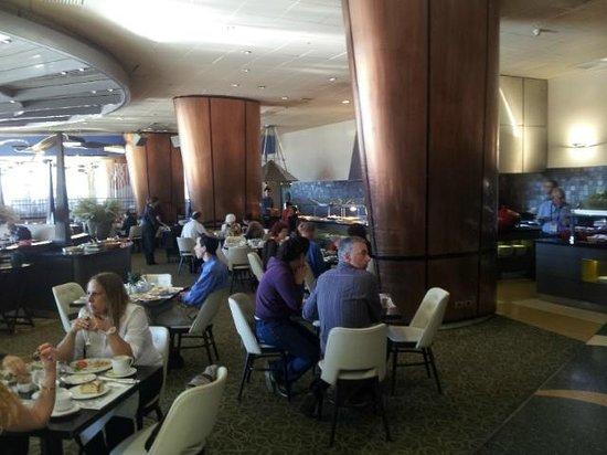 Dan Eilat: Dining room