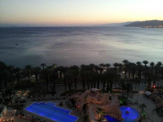 Dan Eilat: south view
