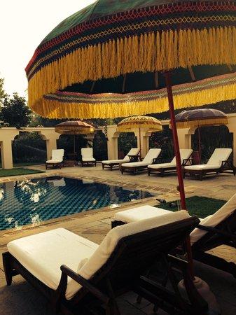 The Oberoi Vanyavilas: Stunning Heated Pool