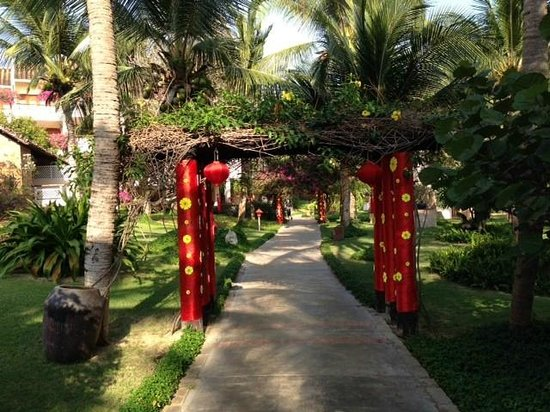 Saigon Mui Ne Resort: Anlage