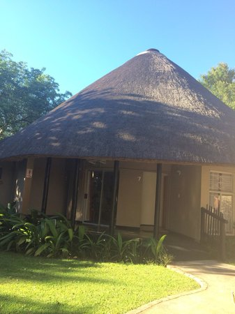 Sabie River Bush Lodge: Room from outside