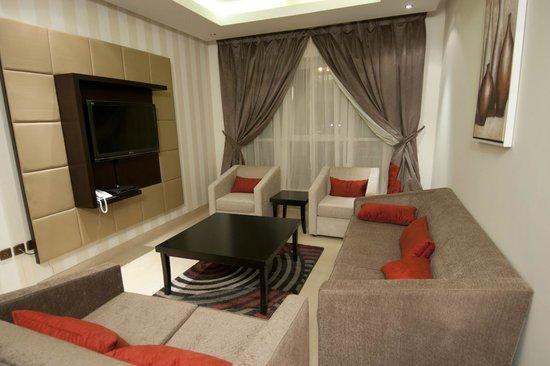 Dior Apartments : المجلس في الغرف العادية