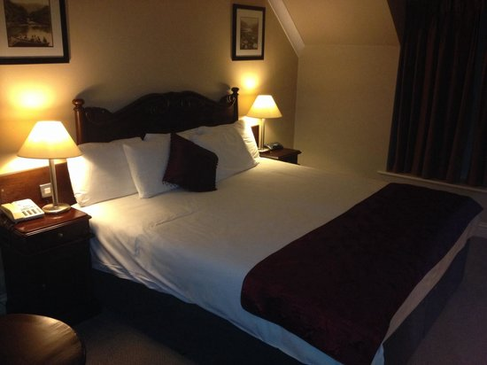 Riverside Hotel Killarney: Double room
