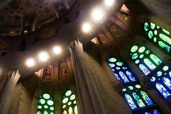 Sagrada Família : Храм Святого Семейства