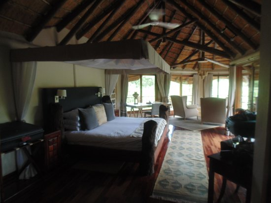 Ulusaba Safari Lodge: Room
