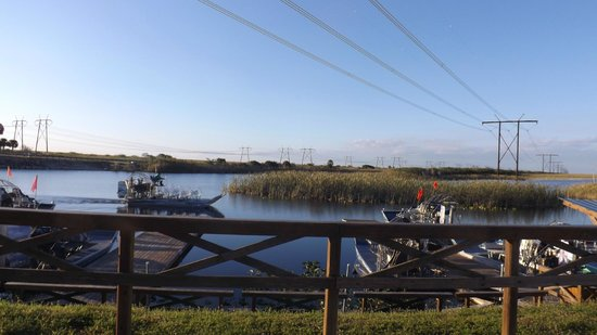 Sawgrass Recreation Park: Airboat ride
