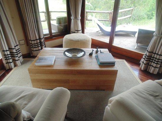 Ulusaba Safari Lodge : River room 2