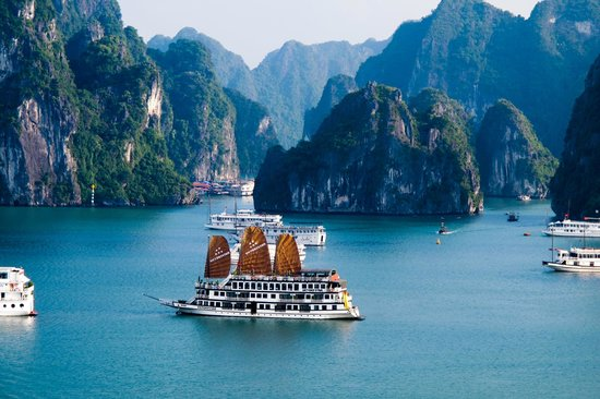 Halong Bay Tours - Day Trips