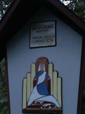 Saint Emma Monastery: Walk course