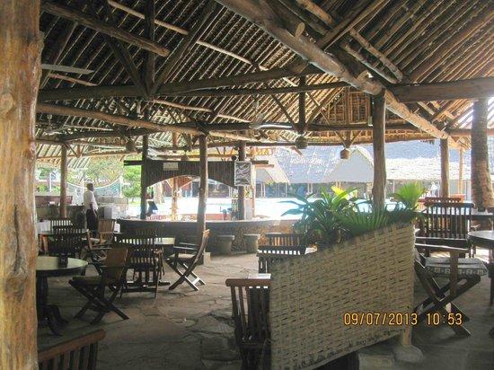 Reef Hotel : Bar