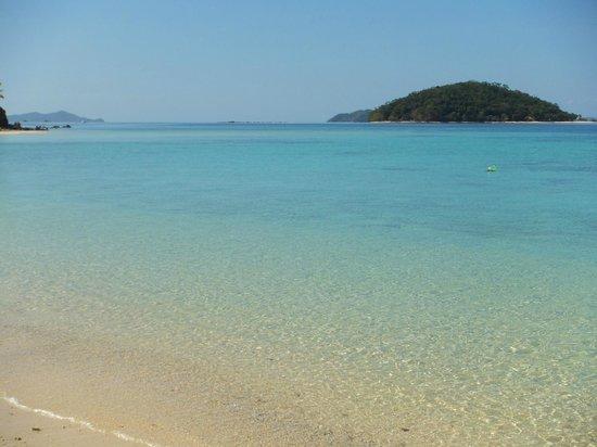 Bulog Island: View from Bulog Dos