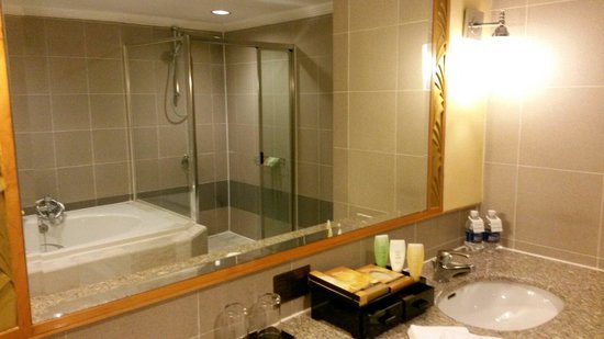 Melia Hanoi: Bath and shower