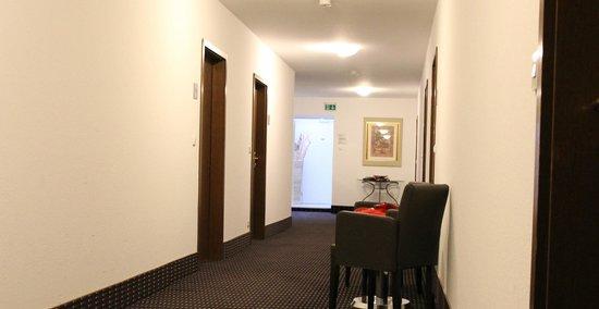 Pliening, Deutschland: Hotelflur