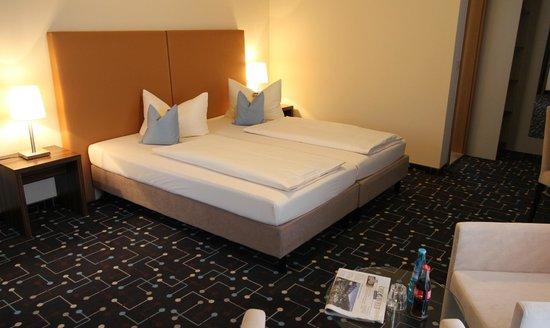 Pliening, Deutschland: Doppelzimmer