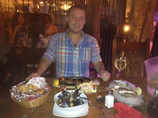 La Brasseria: what a feast !
