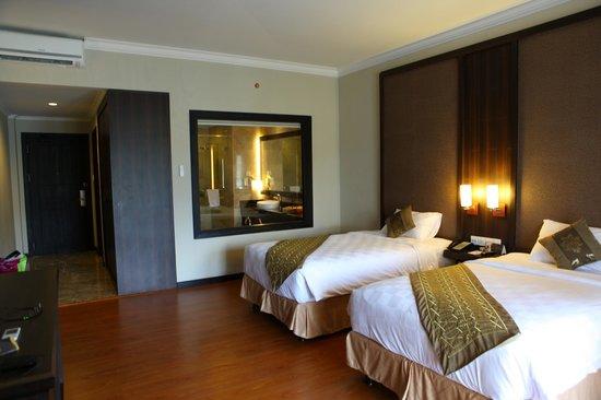 Kamar Deluxe Premier Picture Of The Singhasari Resort Batu