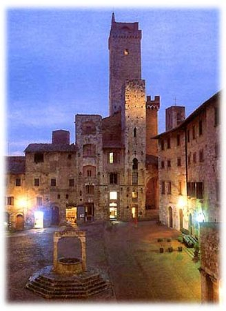 Agriturismo Podere Cappella: San Gimignano