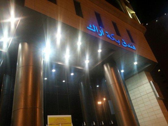 Bakkah ARAC Hotel: Outside view
