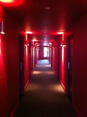 Jasper Hotel: 5th floor