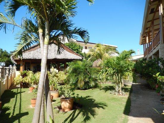 Alona42 Resort: peaceful location
