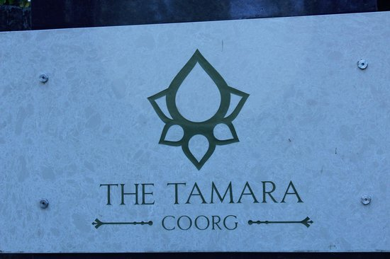 The Tamara Coorg: the logo