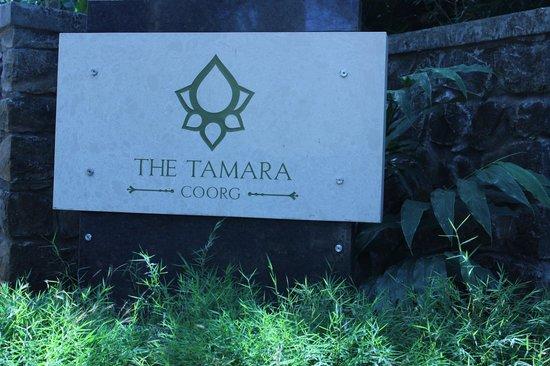 The Tamara Coorg: outside